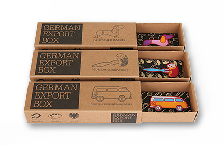 Gastgeschenk by GermanExportBox